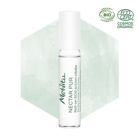 Roll-on SOS purifiant bio - visage