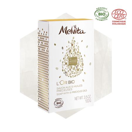 Soap with 5 precious oils, 100g