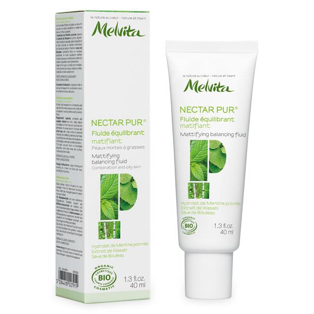 Nectar Pur Fluide hydratant matifiant