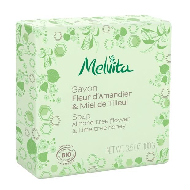Soap Fleur d'Amandier & MIel de Tilleul
