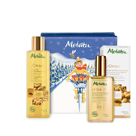 EXCEPTIONAL GOLD GIFT SET