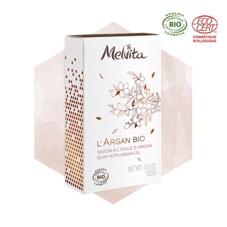 L'ARGAN BIO SOAP WITH ARGAN OIL