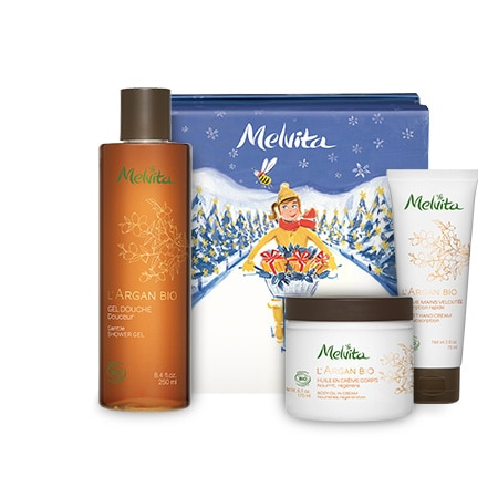 POKLON SET L'ARGAN BIO