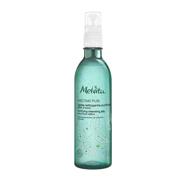 Pročišćavajući žele za čišćenje za mješovitu do masnu kožu