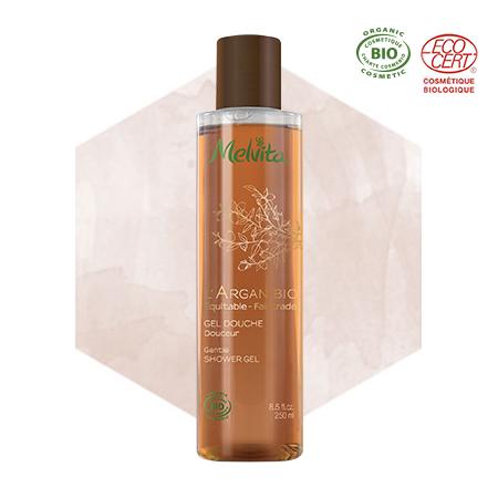 ekološki arganov oljni gel za prhanje