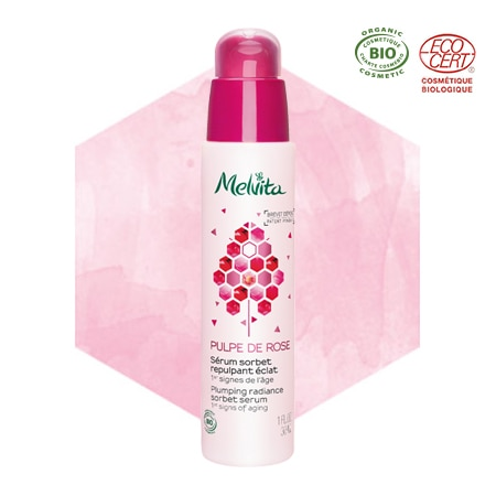 Ekološki Vlažilni serum za vitalno kožo