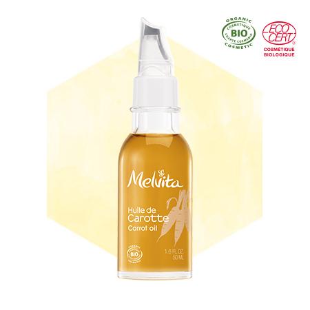 Ekološko Korenčkovo olje za obraz in telo