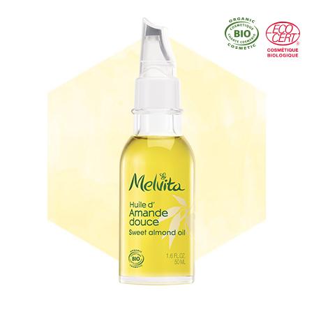 Ekološko Mandljevo olje za obraz in telo