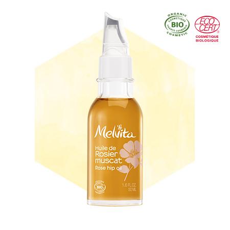 Ekološko Šipkovo olje za obraz in telo