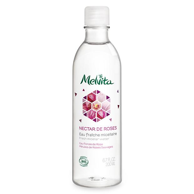 ekološka osvežilna micelarna voda za čiščenje obraza