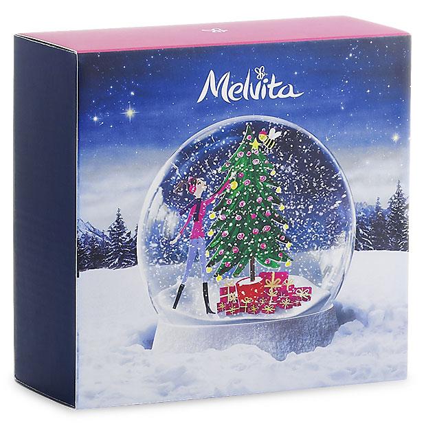 mala božična darilna škatla