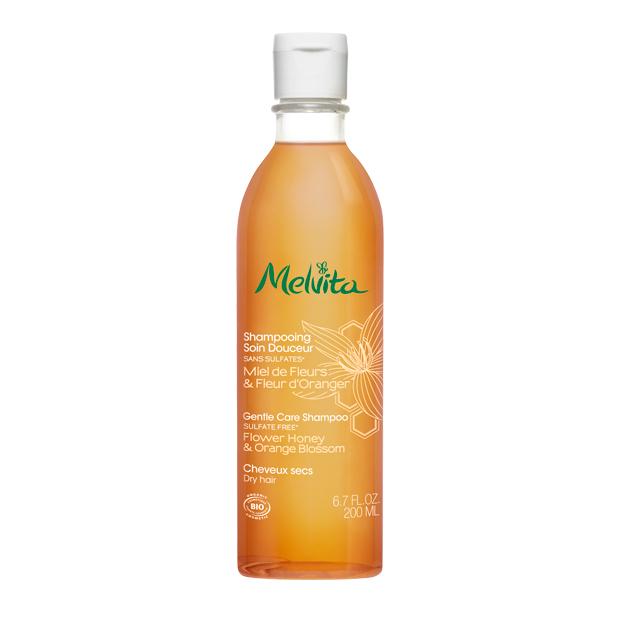 Nežni šampon za suhe lase