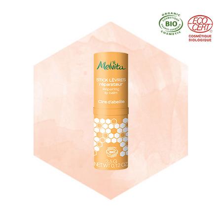 有机蜂蜜修护润唇膏