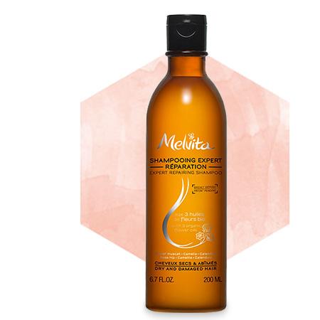 有機山茶花油專業修護洗髮水