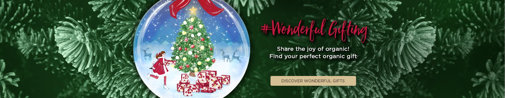 Holidays Wonderful Gifting