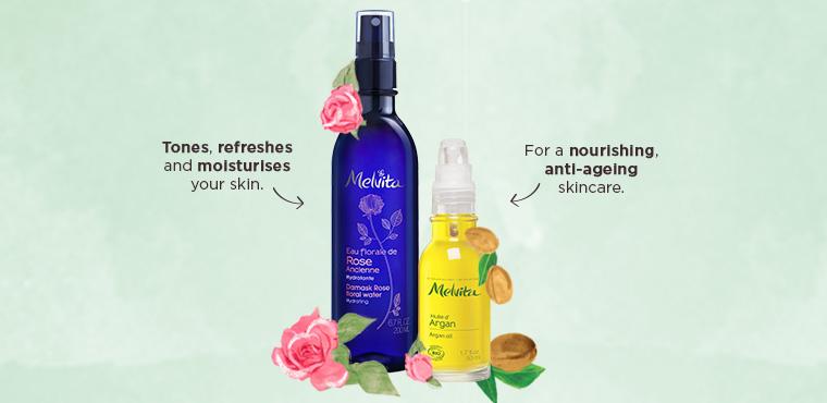Winning duo for naturally radiant skin