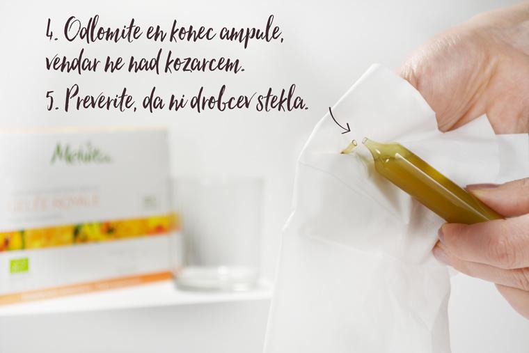 Ekološki matični mleček - navodila za uporabo - 4