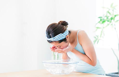 洗い過ぎは肌に悪いって本当?洗顔の適切なタイミングとは