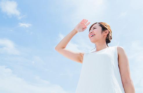 夏のスキンケアこそ保湿が大切!適切なケアで肌トラブルを予防しよう