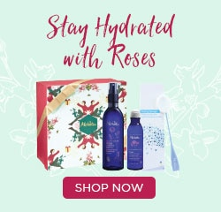 Stay Hydrated with Roses