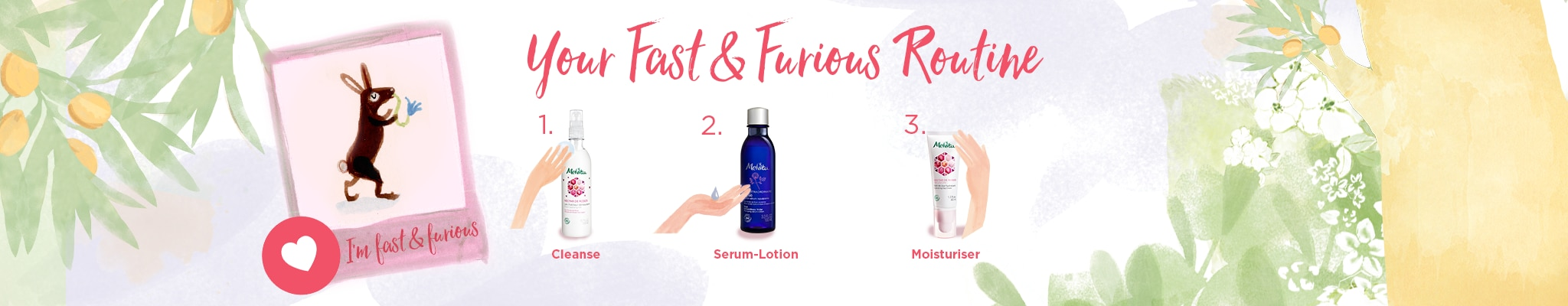 Your Fast and Furious Skincare Routine