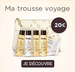 Votre trousse l'Or Bio à 20€>