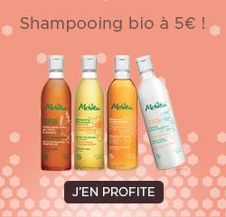 Votre shampooing à5€*>