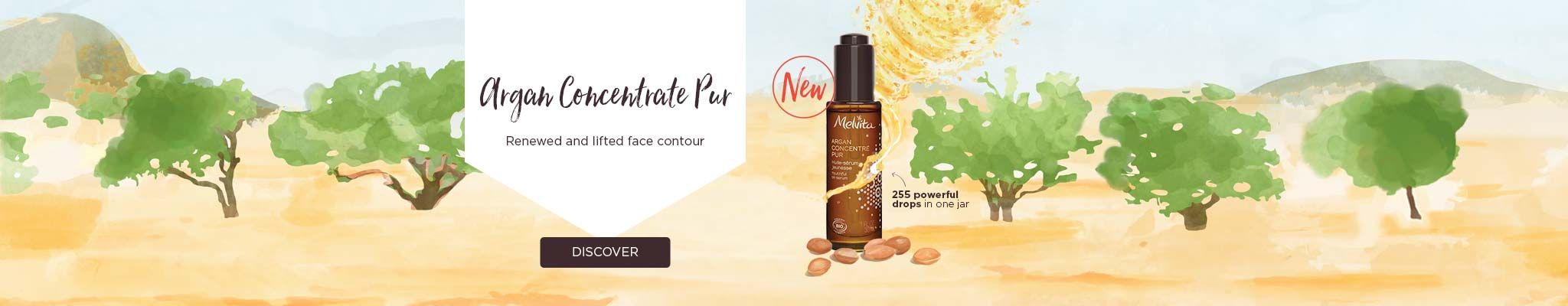 NEW Argan Concentrate Pur