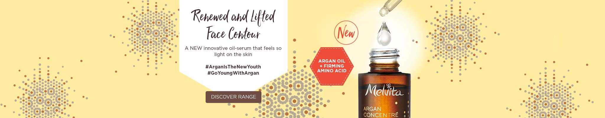 NEW Argan Concentrate Pur Youthful oil-serum