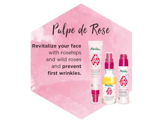 PULPE DE ROSE