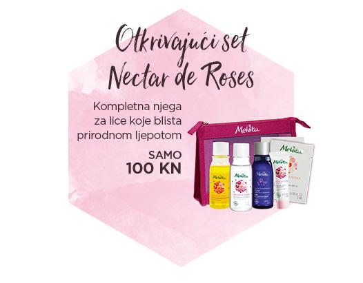 Otkrivajući set Nectar de Roses