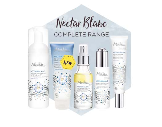 Brightening Range, Nectar Blanc