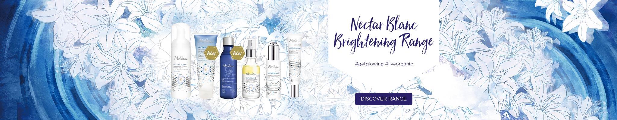 Nectar Blanc Brightening Range