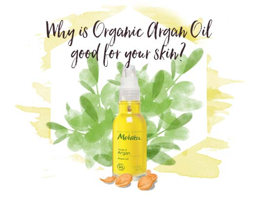 Why Organic Argan Oil is good?