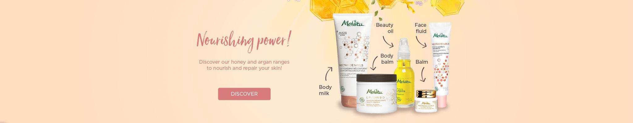 Nectar de Miel Nutrition