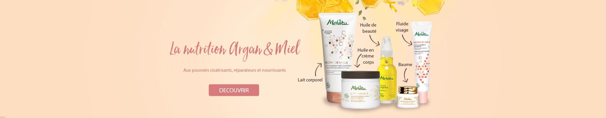 nutrition nectar de miels