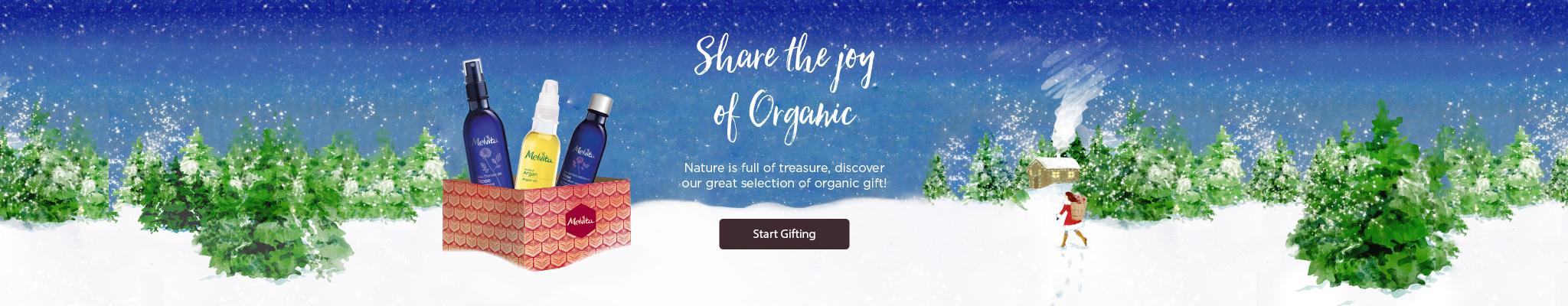 The Joy Of Organic