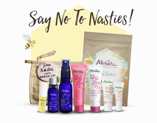 Say No To Nasties!