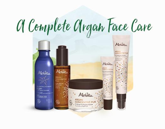 A Complete Argan Face Care
