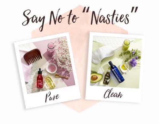 "Say No to ""Nasties"