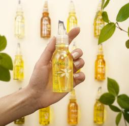 100% 天然植物油