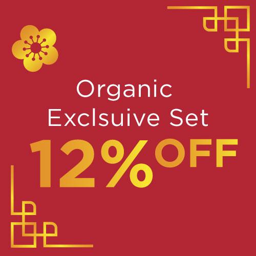 CNY Organic Online Exclusive Set