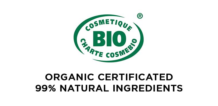 Organic Certificared