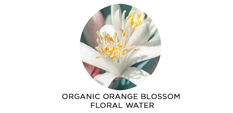 ORANGE BLOSSOM FLORAL WATER
