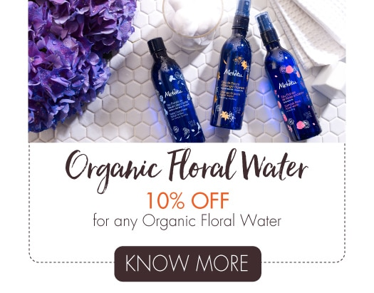 Floral Water Offer