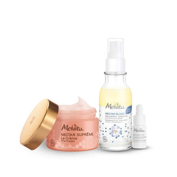 BRIGHT AND ANTI AGING SET