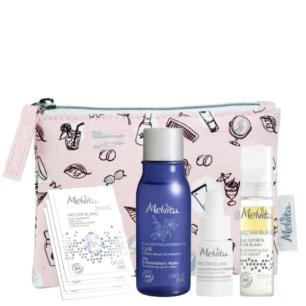 [Online Exclusive] Nectar Blanc Mini Travel Kit