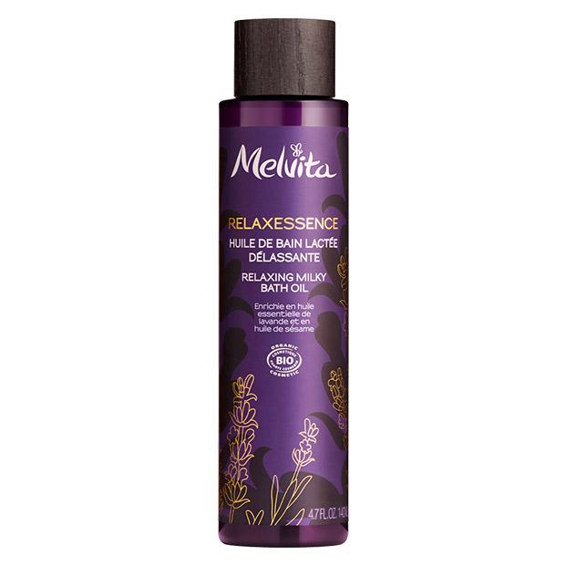 Organic Relaxing Milky Bath Oil