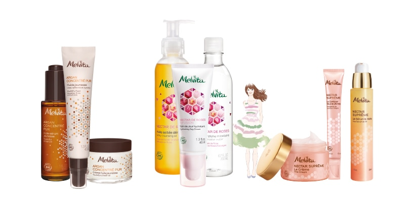 Reason no.8: The largest organic beauty range in the world!