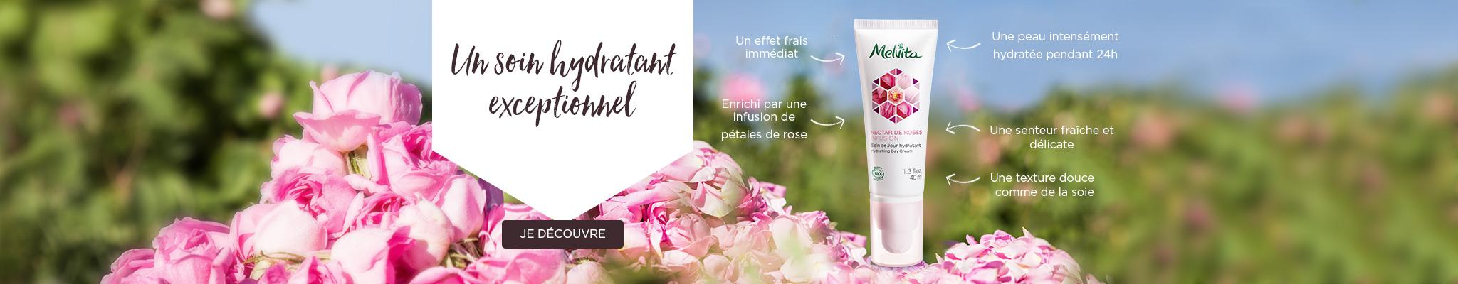 nectar de roses